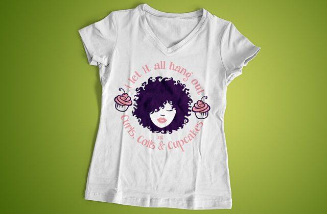 Curls-Coils-Cupcakes-Shirt