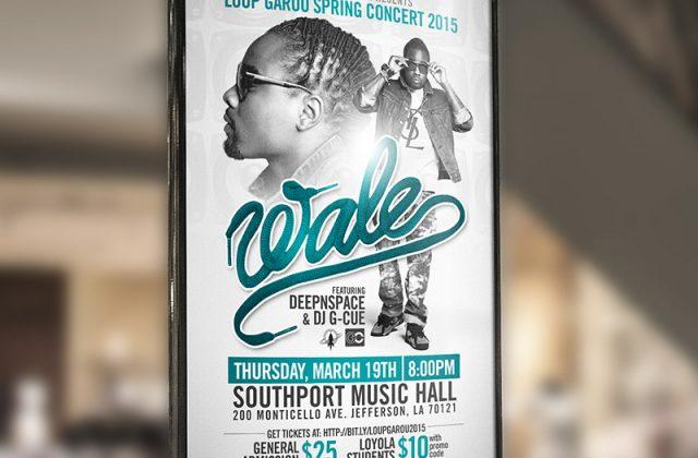 loyol-wale-concert-poster