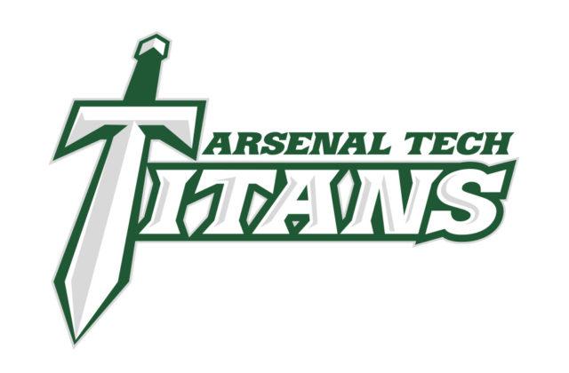 arsenal-tech-high-school-titans-logo